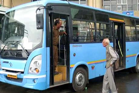 कांग्रेस सरकार ने 2013 में एक मुश्त 30.33% बढ़ाया था बस किराया: परिवहन मंत्री
