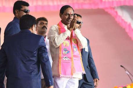 क्या तेलंगाना में कांग्रेस-टीडीपी का गठबंधन KCR के लिए खड़ी कर सकता है मुश्किल?