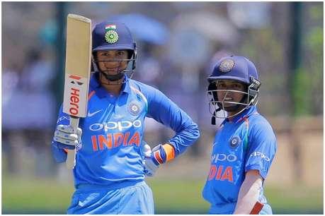 मिताली राज एंड कंपनी ने श्रीलंका को नौ विकेट से रौंदा, सीरीज में 1-0 की बढ़त