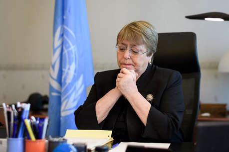 कश्मीर में मानवाधिकार की दिशा में कोई सुधार नहीं : UN कमिश्नर मिशेल