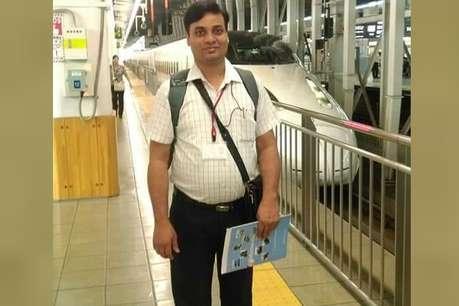 मिथिला के लाल नर्मदेश्वर झा बुलेट ट्रेन को देंगे रफ्तार, जापान में ले रहे ट्रेनिंग