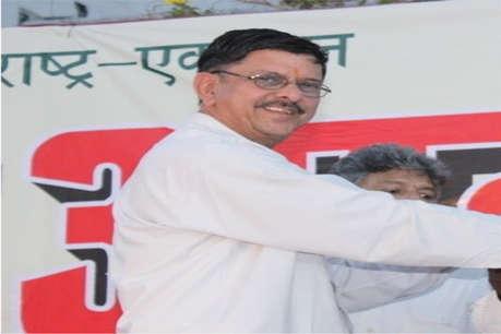 भारत बंद आंदोलन: समता आंदोलन समिति के अध्यक्ष पाराशर नारायण शर्मा को लिया हिरासत में