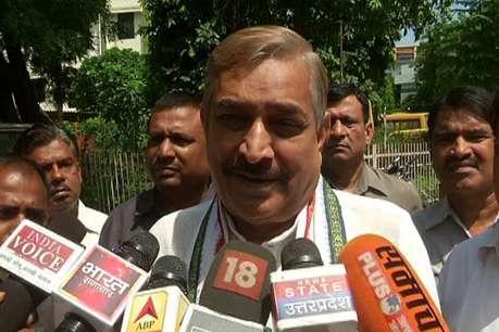 UP में पूरी तरह सफल रहा कांग्रेस का भारत बंद: प्रमोद तिवारी