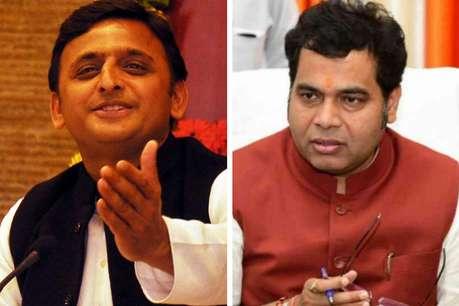 अखिलेश के ट्वीट पर मंत्री श्रीकांत शर्मा का पलटवार, बोले- गाय की चिंता करना बड़ा बदलाव
