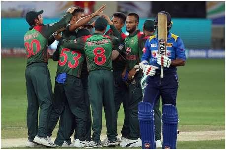 Asia Cup 2018: रहीम के शतक से बांग्लादेश को मिली बड़ी जीत, 5 बार की चैंपियन श्रीलंका को चटाई धूल