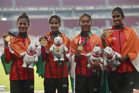एशियाई खेल: भारतीय खिलाड़ियों ने रचा इतिहास, 67 साल बाद जीते 15 गोल्ड मेडल