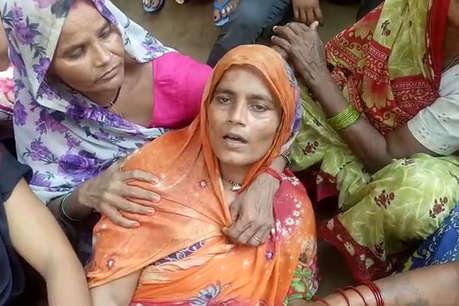 बाराबंकी: देवी मंदिर में युवक ने दी खुद की बलि, नजारा देखकर सहम गए लोग