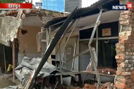 देहरादून: शहर के मुख्य मार्गों से हटाया गया 70 फीसदी अतिक्रमण