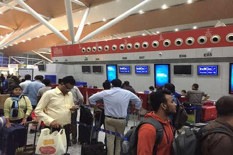 यात्रियों की संख्या के मामले में हीथ्रो हवाई अड्डा को पीछे छोड़ सकता है आईजीआई: रिपोर्ट