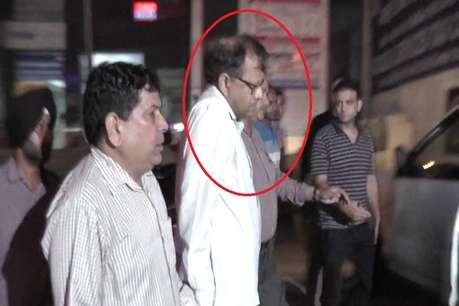 GST कार्यालय पर CBI का छापा, 7 लाख रुपये की रिश्वत लेते सुपरिटेंडेंट गिरफ्तार