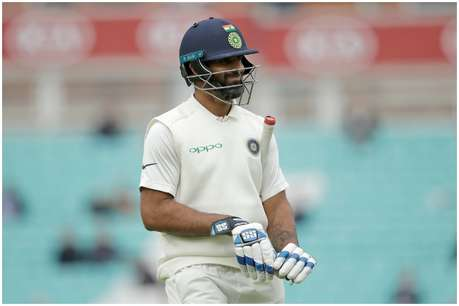 डेब्यू टेस्ट में 'अनचाहा' रिकॉर्ड बनाने वाले तीसरे भारतीय खिलाड़ी बने हनुमा विहारी