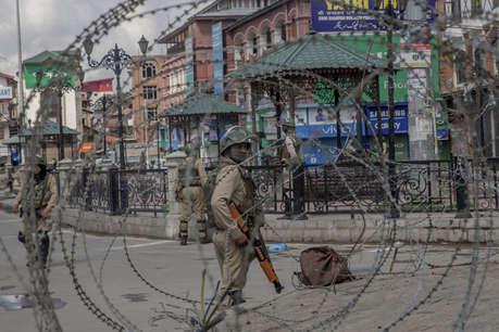 संदिग्ध आतंकवादियों के सुरक्षा बलों पर गोलीबारी के बाद जम्मू में हाई अलर्ट
