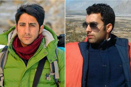 जम्मू-कश्मीर: कोल्होई ग्लेशियर में गिरे दो ट्रैकर्स की मौत, 6 की तलाश जारी