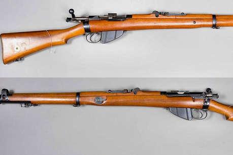 यूपी पुलिस के शस्त्रागार में अब नहीं रहेगी दूसरे विश्व युद्ध की एनफील्ड राइफल