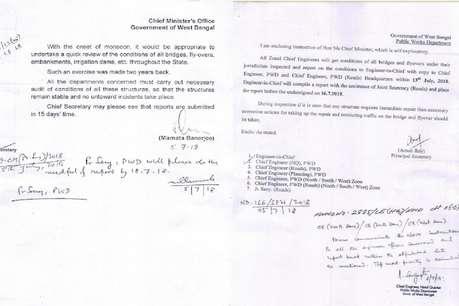 प. बंगाल के PWD मंत्री ने माना माजेरहाट पुल विभाग की लापरवाही से गिरा