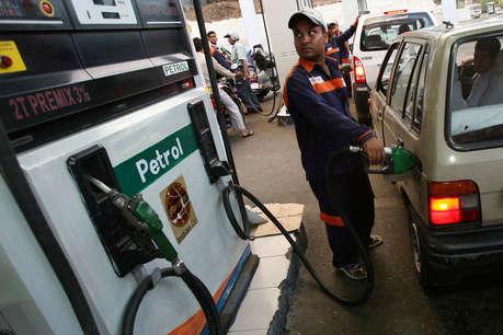 भारत बंद से ठीक पहले पेट्रोल-डीजल हुए और महंगे, शिवसेना का सवाल- यही हैं अच्छे दिन?