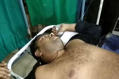 प्रतापगढ़: अचानक शुरू हुई मुठभेड़ से ग्रामीणों में मचा हड़कंप, शातिर बदमाश जावेद गिरफ्तार