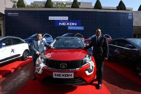 बेहद कम कीमत में Tata का Nexon Compact SUV लॉन्च