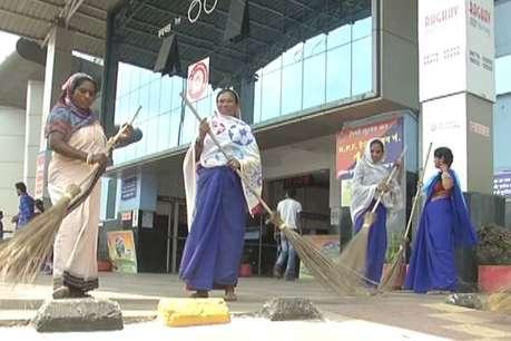 सरकार के एक आह्वान ने 'स्वच्छता अभियान' में लोगों को किया एकजुट
