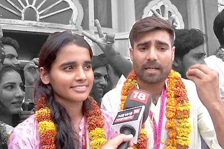 राजस्थान यूनिवर्सिटी में ABVP-NSUI फेल, 'बागी' ने बनाया जीत का रिकॉर्ड