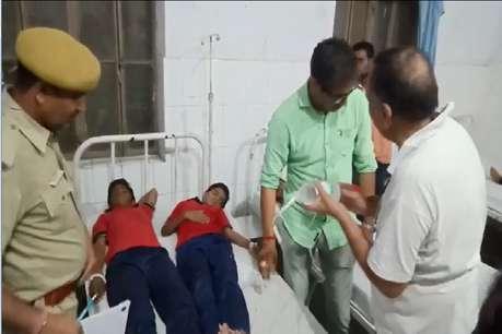 हॉस्टल का खाना खाने से 70 बच्चे बीमार, खतरे से बाहर