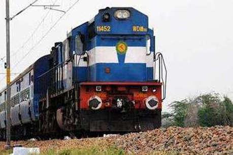 गंगा-कावेरी एक्सप्रेस में यात्रियों से लूट, एक दर्जन से ज्यादा यात्री घायल