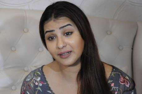 #Metoo पर बोलीं शिल्पा शिंदे- इंडस्ट्री में नहीं होते रेप, रजामंदी से होता है सबकुछ