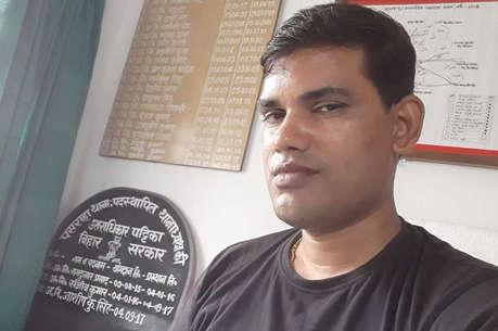 शहीद हुए सब इंस्पेक्टर आशीष की मां कैंसर से पीड़ित, खुद इलाज कराने जाते थे दिल्ली