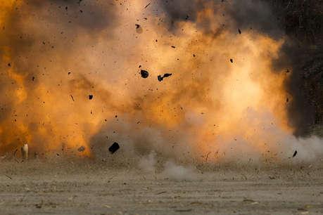 गुवाहाटी के फैंसी बाजार में विस्फोट, चार गंभीर रूप से घायल
