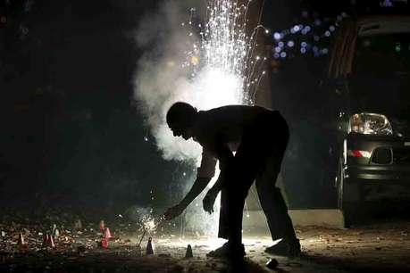 दिवाली पर पटाखे जलाने को लेकर दिए गए SC के आदेश की अनदेखी करने पर 48 गिरफ्तार