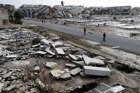 फ्लोरिडा में आए 'माइकल' तूफान से अब तक 16 लोगों की मौत