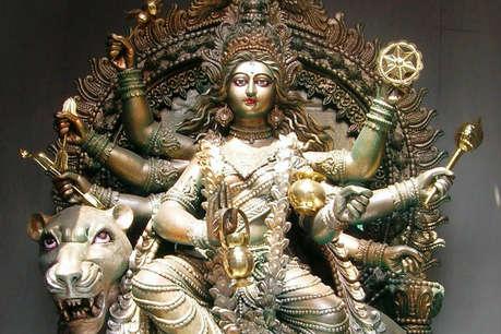 Shardiya Navratri 2018: नवरात्रि के चौथे दिन इस विधि से करें मां कूष्मांडा देवी की पूजा