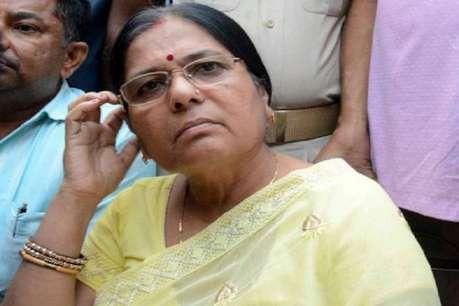 पूर्व मंत्री मंजू वर्मा के सरेंडर की अटकलों को वकील ने किया खारिज