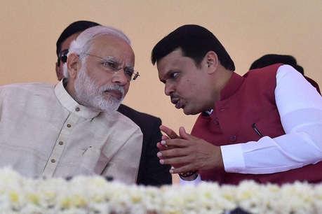 महाराष्ट्र को लेकर आंतरिक सर्वे ने उड़ाई बीजेपी नेताओं की नींद!