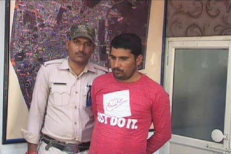 शादी का झांसा देकर यौन शोषण करने का इनामी आरोपी गिरफ्तार
