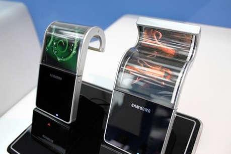 पूरी तरह मुड़ने वाला है Samsung का ये अनोखा स्मार्टफोन, अगले महीने होगा लॉन्च