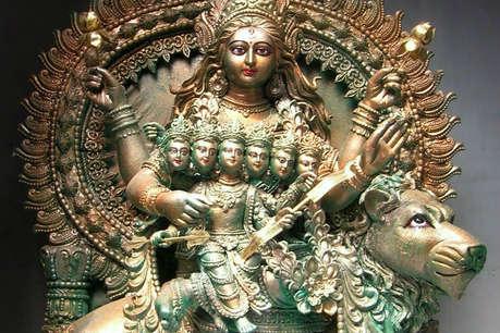 Shardiya Navratri 2018: नवरात्रि के पांचवें दिन ऐसे करें स्कंदमाता की पूजा