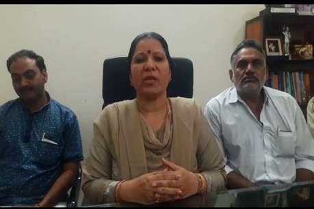 हरियाणा की जनता को कांग्रेस कार्यकाल की याद आ रही है: गीता भुक्कल