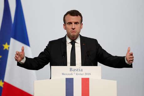 फ्रांस के राष्ट्रपति मैक्रों के कार्यालय ने कहा गलतफहमी के कारण नाराज हुए अमेरिकी राष्ट्रपति ट्रंप