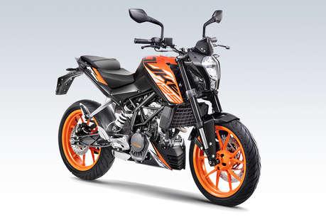 KTM ने भारत में लॉन्च की ये नई बाइक, 1.18 लाख रुपये है शुरुआती कीमत
