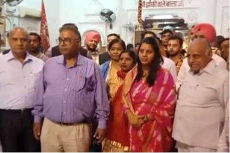 जमींदारा पार्टी ने घोषित किया एक और प्रत्याशी, चुनाव प्रचार का भी किया आगाज