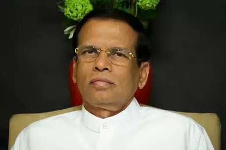 Image result for श्रीलंका के राष्ट्रपति ने किया दावा, 113 सांसदों का समर्थन