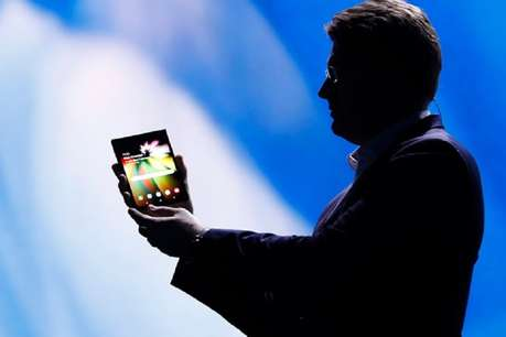अनोखा दिखता है Samsung का मुड़ने वाला पहला स्मार्टफोन, जारी हुआ Video