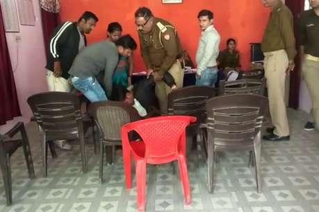 कानपुर: पीड़ित युवक ने कोतवाल के सामने खाया जहर, हालत नाजुक