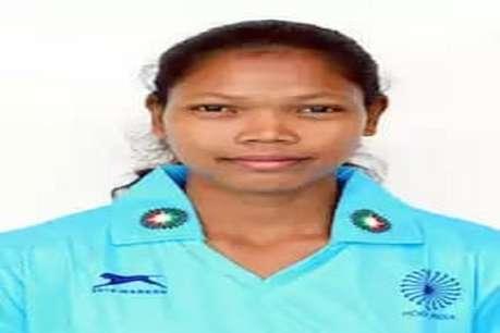 सिमडेगा की सलीमा टेटे सीनियर हॉकी टीम के राष्ट्रीय कैम्प के लिए चयनित