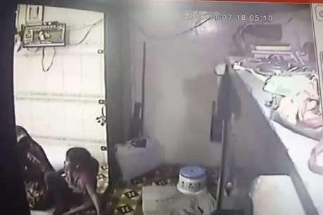 दिन दहाड़े ज्वेलरी शॉप में हुई चोरी, महिला ने 4 किलो चांदी पर हाथ किया साफ