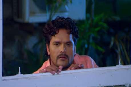 काजल राघवानी के कमरे में देर रात खिड़की से झांक रहे थे खेसारी, VIRAL हुआ VIDEO