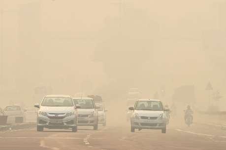 दिल्ली की एयर क्लाविटी 'गंभीर', 400 से ज्यादा भारी वाहनों के शहर में एंट्री पर रोक