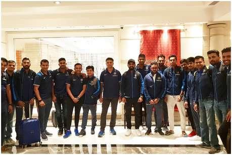 न्यूजीलैंड दौरे पर रवाना हुई इंडिया-ए टीम, राहुल द्रविड़ बनाएंगे ऑस्ट्रेलिया को हराने का ब्लू प्रिंट!