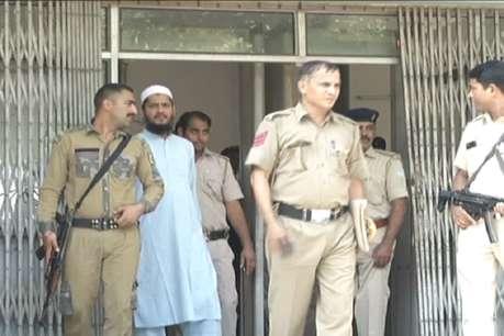 अल कायदा के संदिग्ध आतंकी मोहम्मद सामी की फिर हुई जमशेदपुर कोर्ट में पेशी